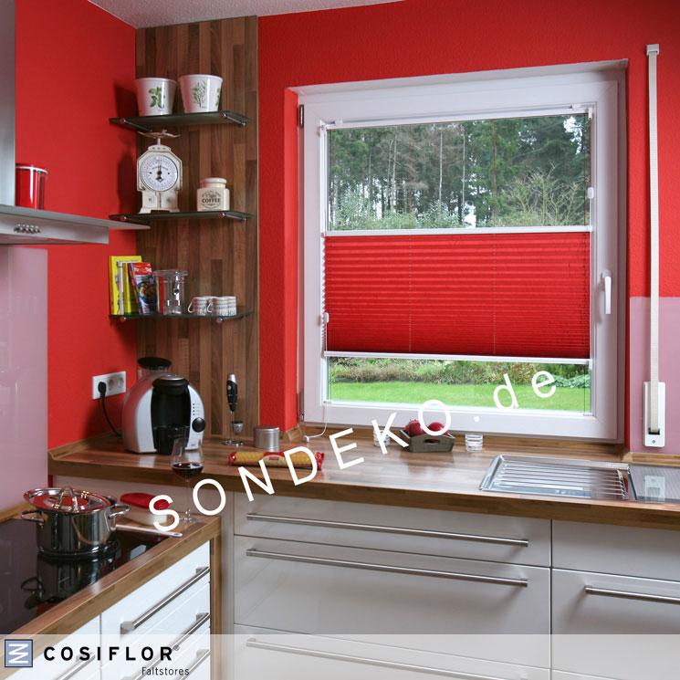 anwendungsbeispiele cosiflor faltstore plissee und wabenplissee. Black Bedroom Furniture Sets. Home Design Ideas
